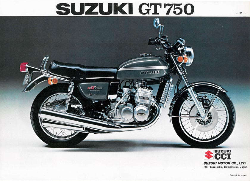 Suzuki Reproduction Radiator Emblems