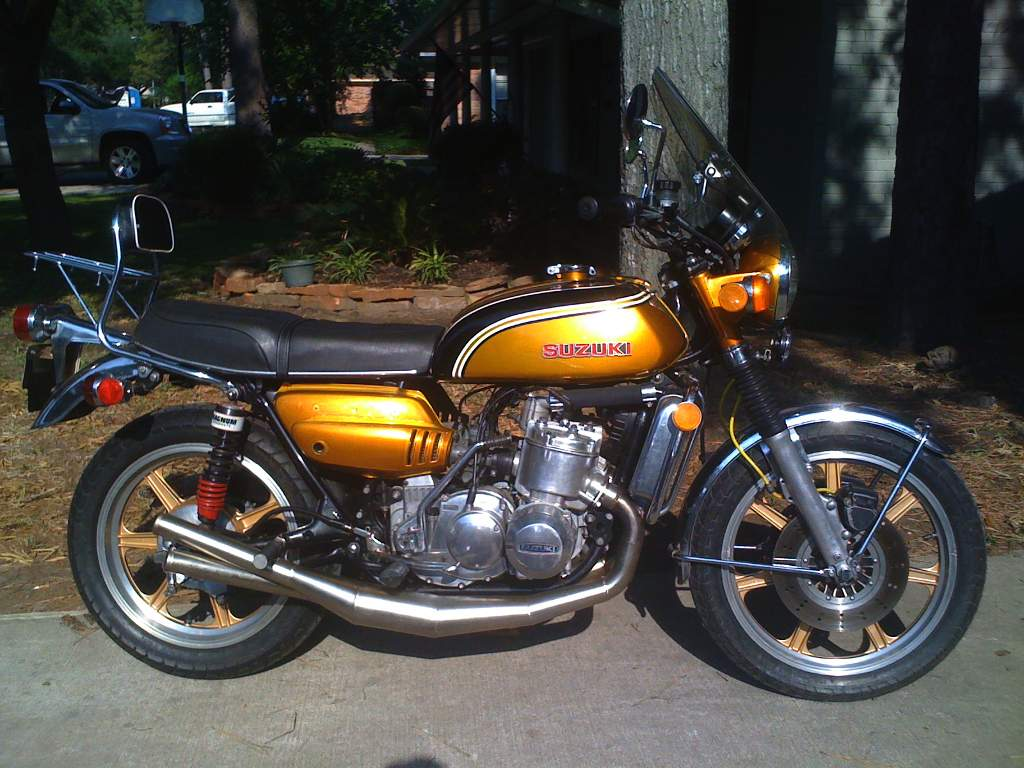 Japanese Wheels Brands >> A Field Guide to the Suzuki GT750
