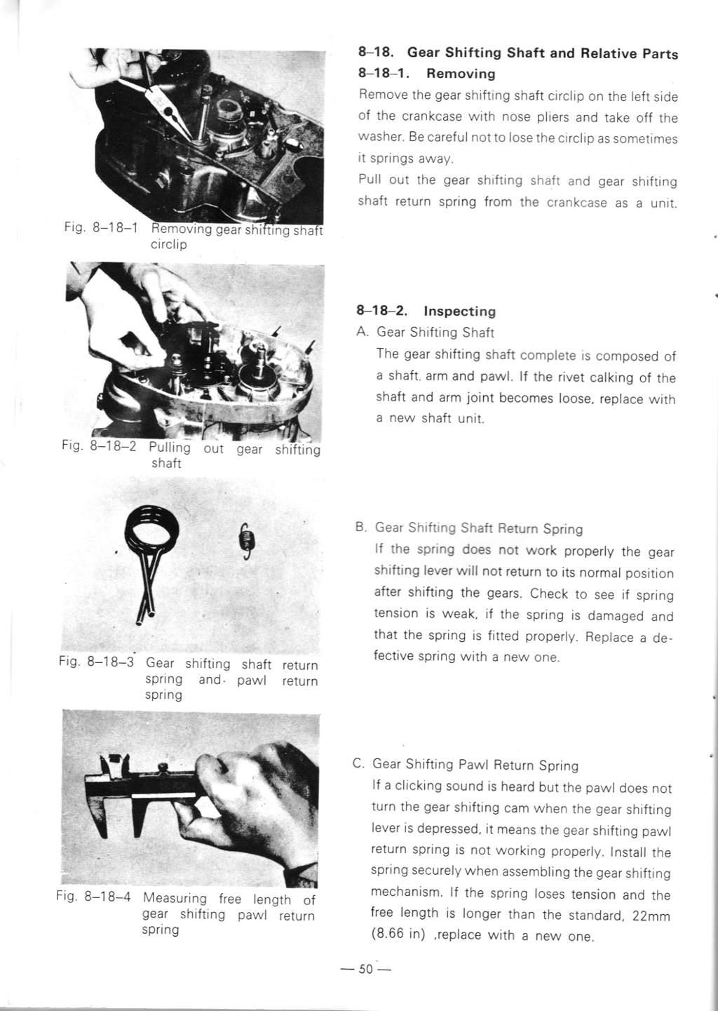 suzuki ax 100 service manual