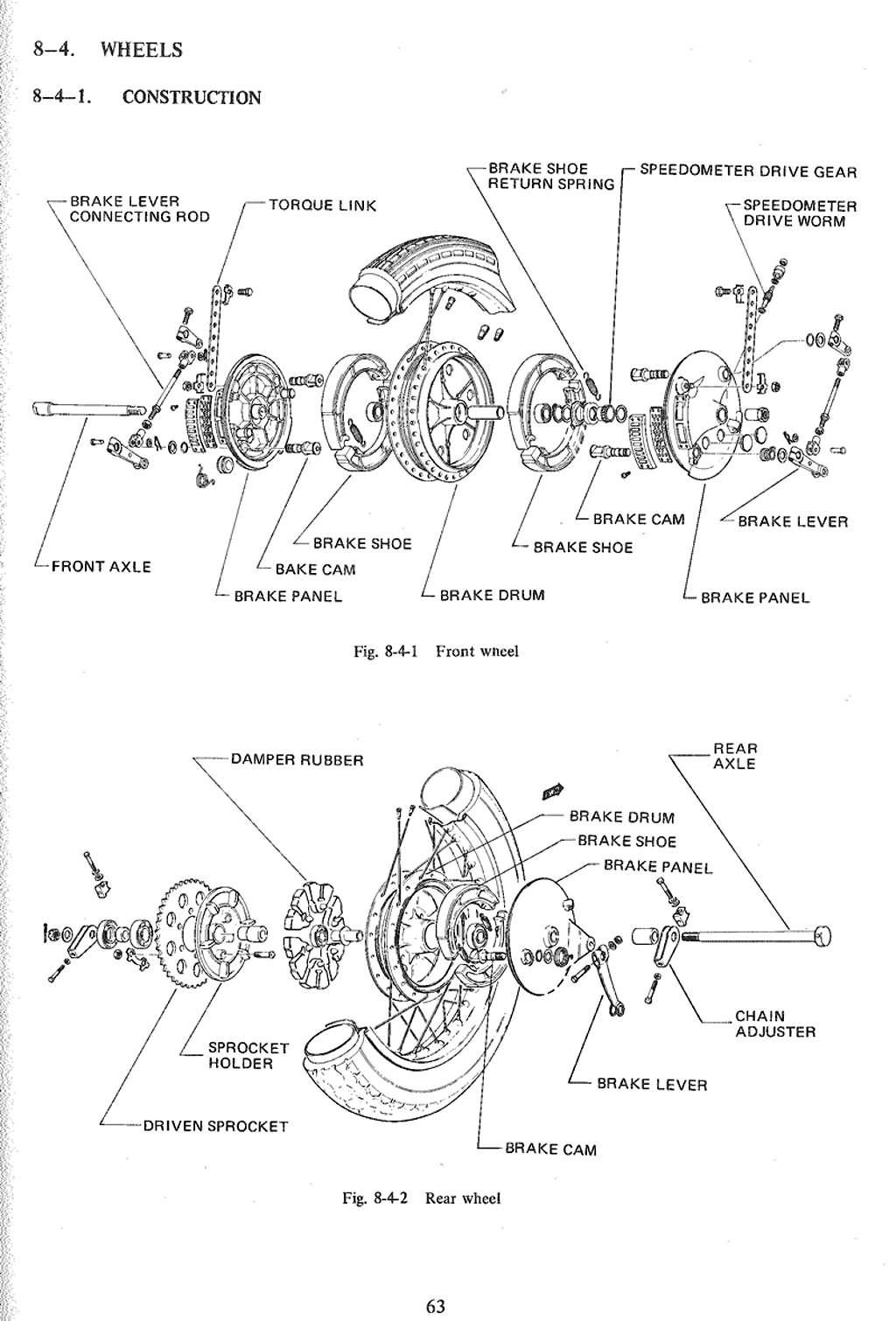 gt550 service manual