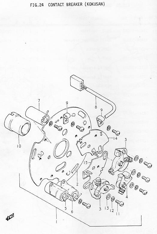 cdi ignition wiring diagram likewise dc circuit diagram