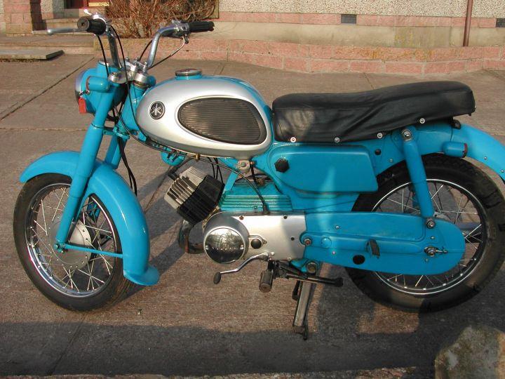 1966 yamaha ya6