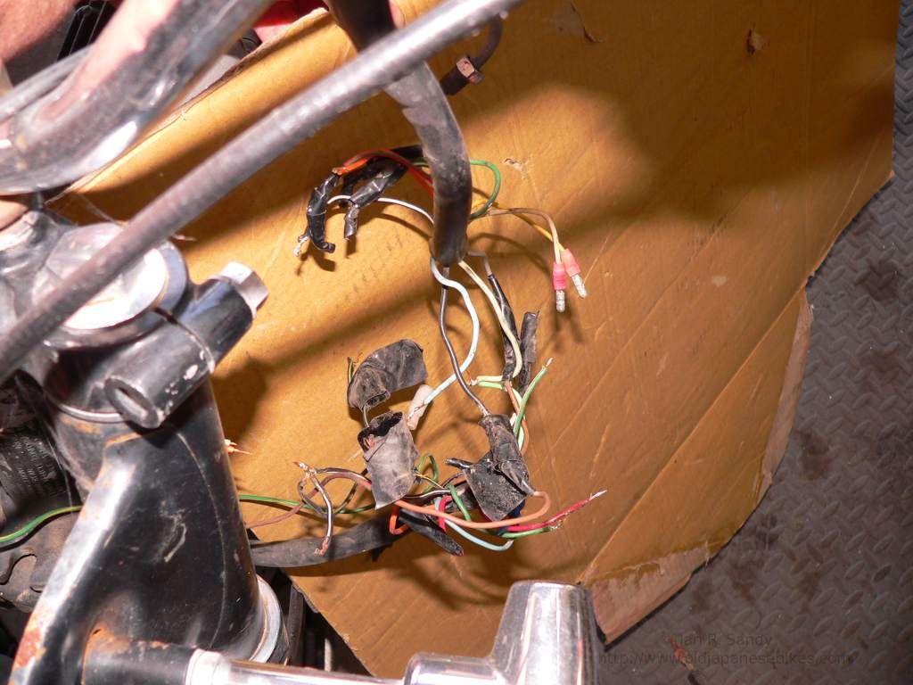 Suzuki Gt500 Wiring Harness - WIRE Center •