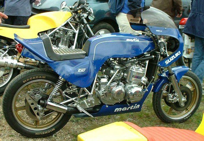 Kawasaki Gss