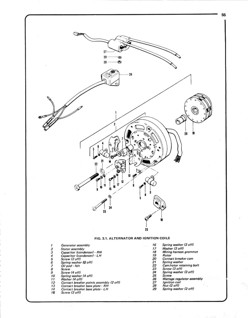 Suzuki T Gt500 Field Guide Coil Wiring The