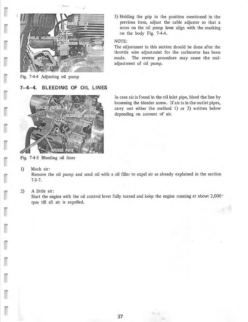 Suzuki GT185 Shop Manual