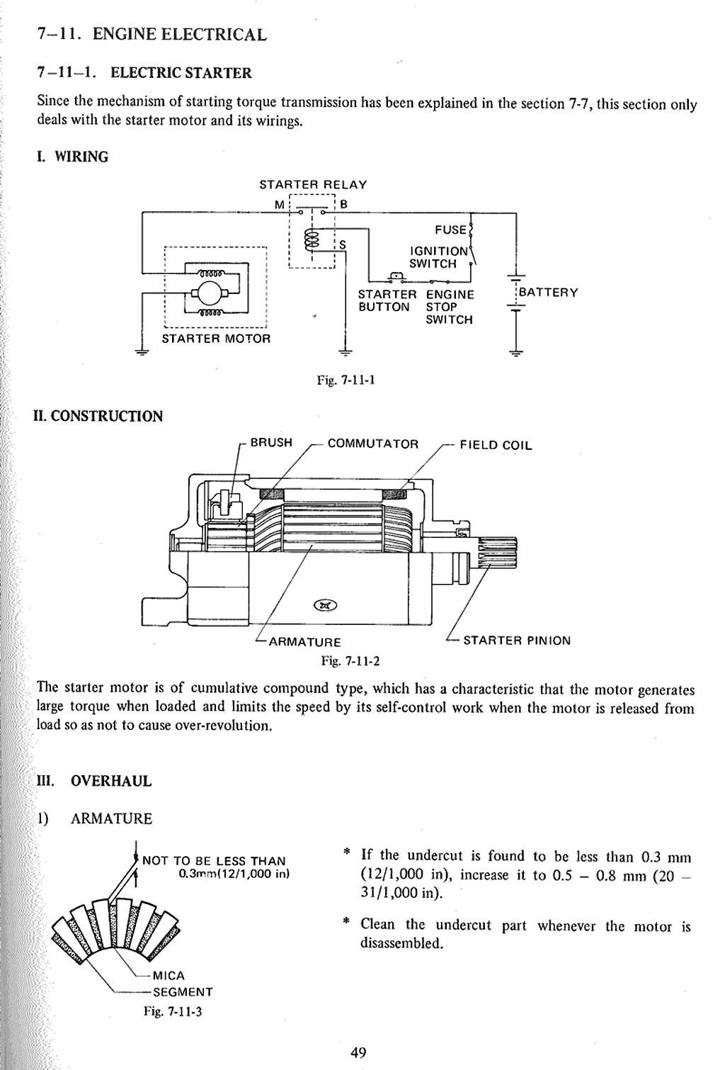transmission, air cleaner